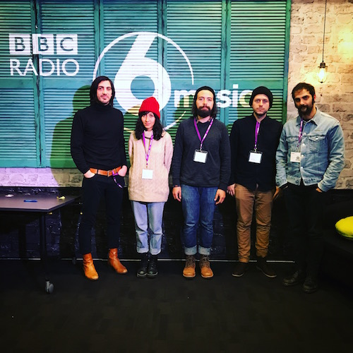 Listen again to Lorelle Meets The Obsolete's BBC Radio 6 Music session