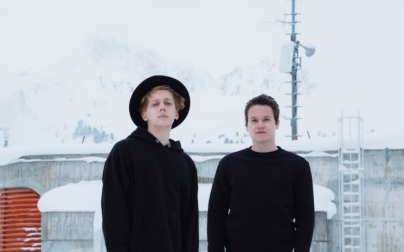 The hills are alive: how MOLLY made music out of mountains